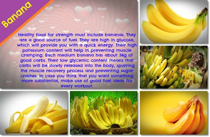 food-for-strength-banana