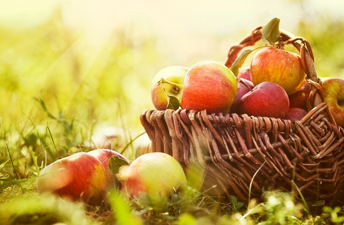 foods-good-for-skin-apples