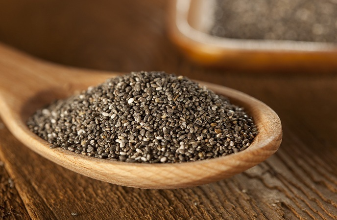 foods-good-for-skin-chia-seeds