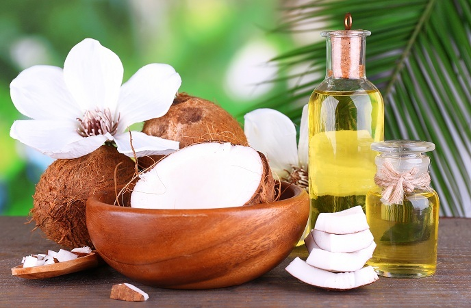 foods-good-for-skin-coconut-oil