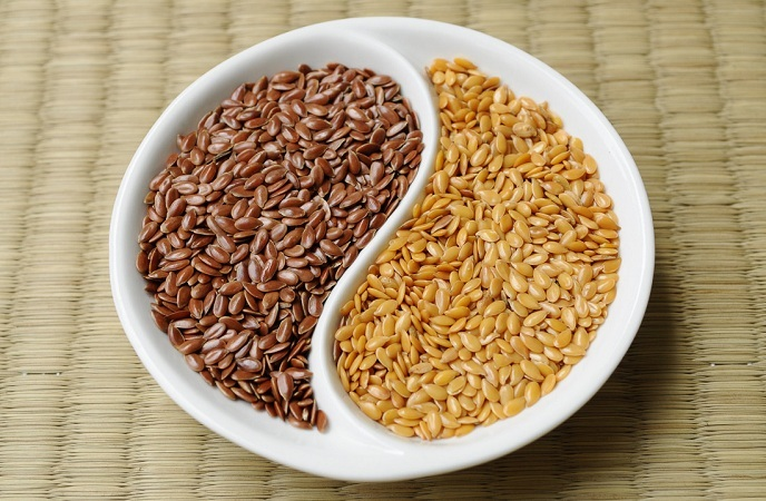 foods good for skin-flaxseeds