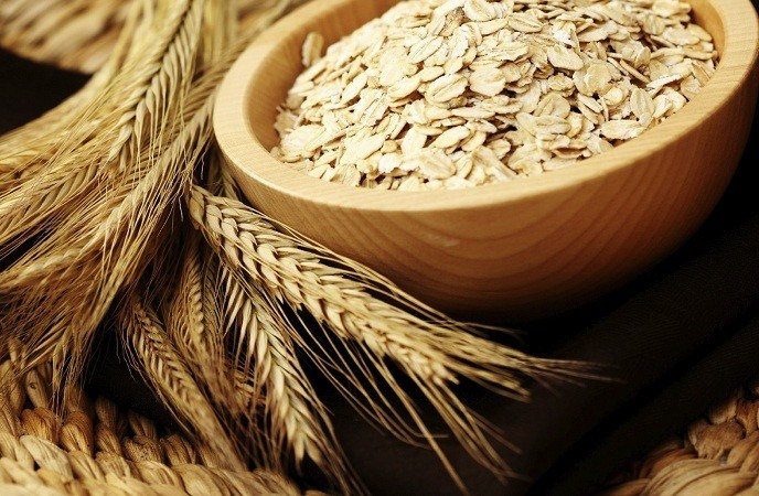 foods good for skin-oats