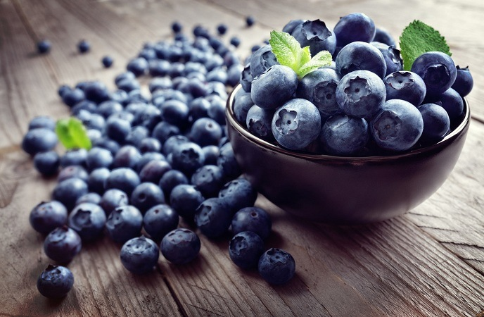 foods-to-lose-weight-blueberries