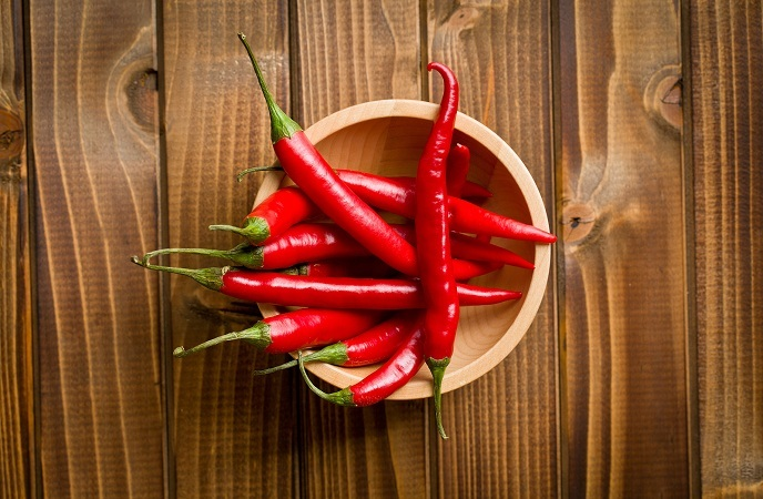 foods-to-lose-weight-chili-pepper
