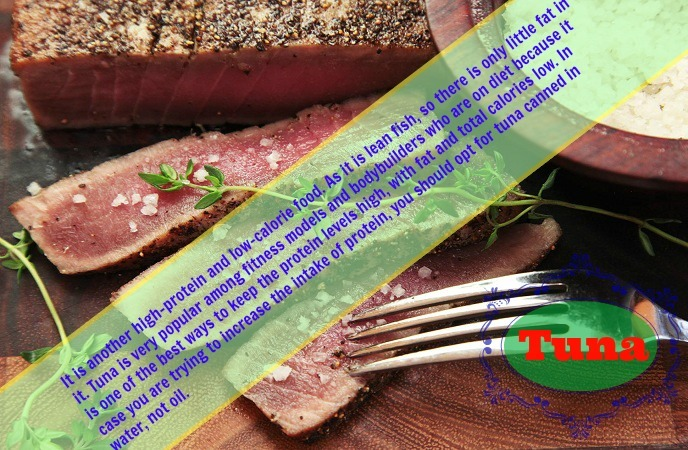 foods-to-lose-weight-tuna