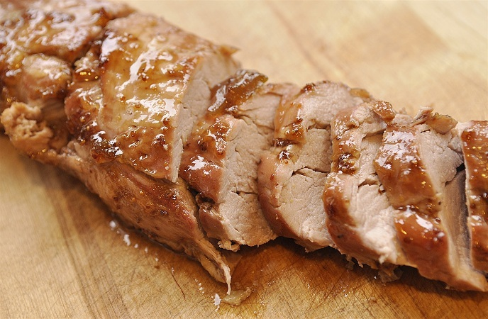 healthy-pork-recipes-apple glazed pork tenderloin1