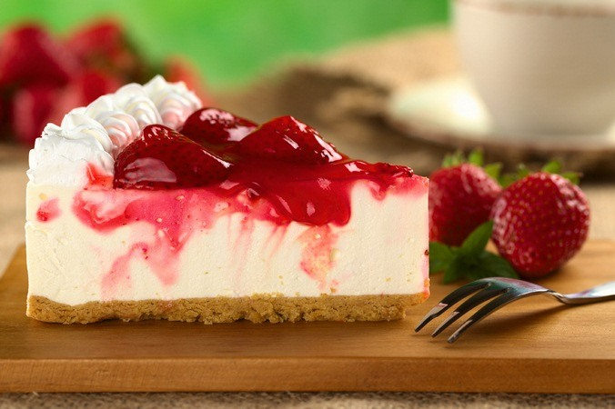 strawberry-dessert-recipes-strawberry-cheesecake