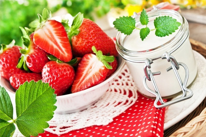 strawberry-dessert-recipes-wild-strawberry-treat