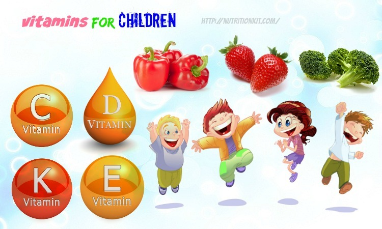 vitamins-for-children