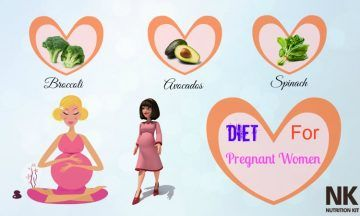 diet for pregnant women