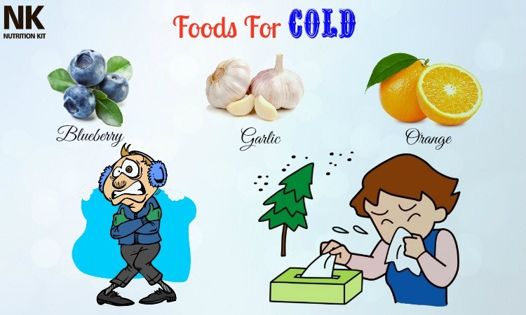 foods for cold