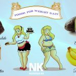 foods for weight gain