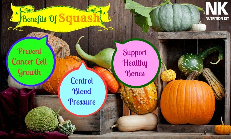 benefits of squash