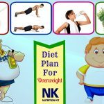 diet plan for overweight