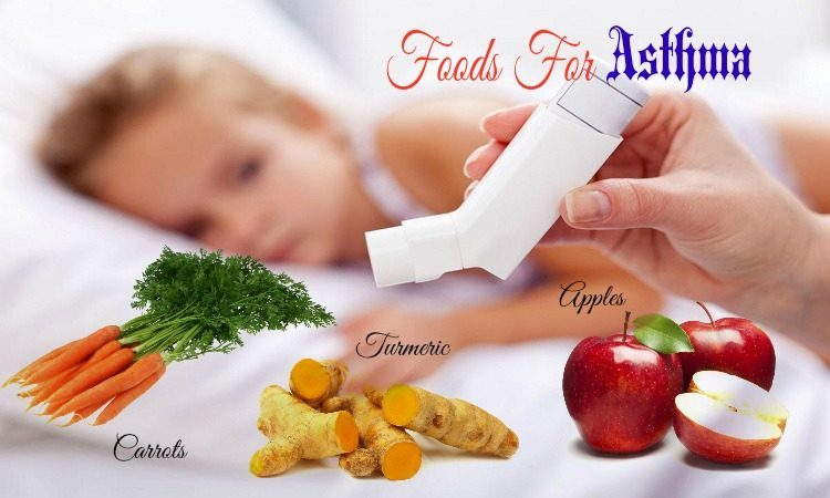 foods for asthma