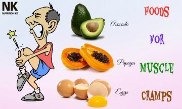 foods for muscle cramps