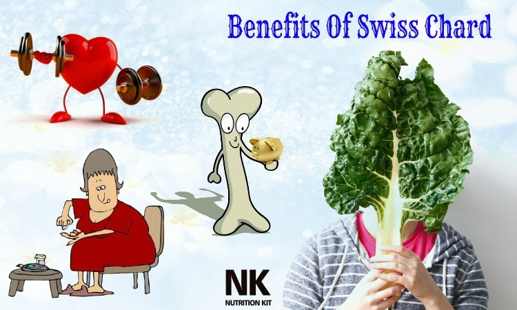 9 Benefits Of Swiss Chard Leaves You Should Know