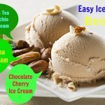 easy ice - cream recipes