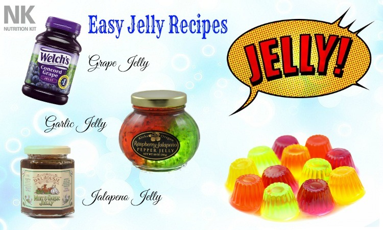 easy jelly recipes